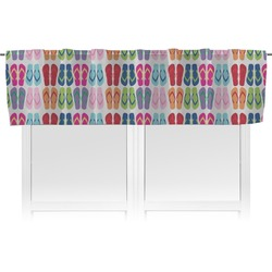 FlipFlop Valance (Personalized)