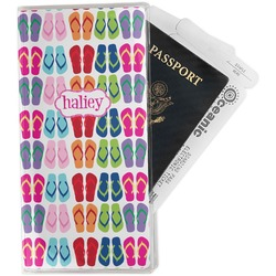 FlipFlop Travel Document Holder