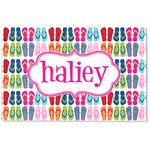 FlipFlop Woven Mat (Personalized)