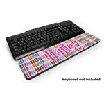 FlipFlop Keyboard Wrist Rest (Personalized)