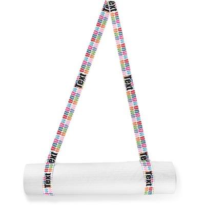 FlipFlop Yoga Mat Strap (Personalized)