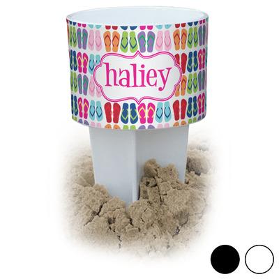 FlipFlop Beach Spiker Drink Holder (Personalized)