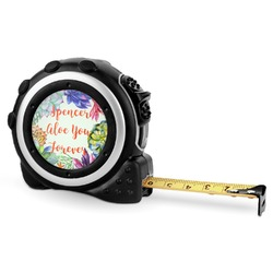 Succulents Tape Measure - 16 Ft (Personalized)