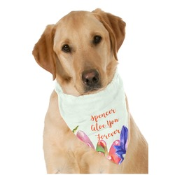 Succulents Pet Bandanas (Personalized)