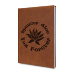 Succulents Leatherette Journal (Personalized)