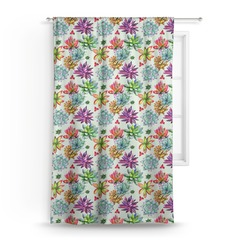 Succulents Curtain (Personalized)