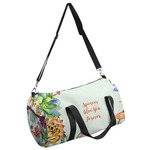 Succulents Duffel Bag (Personalized)