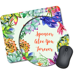 Succulents Mouse Pads (Personalized)