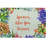 Succulents Comfort Mat (Personalized)