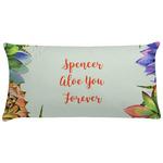 Succulents Pillow Case (Personalized)