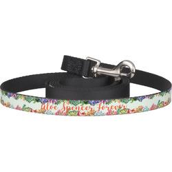 Succulents Pet / Dog Leash (Personalized)