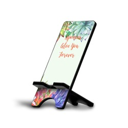 Succulents Phone Stand (Personalized)
