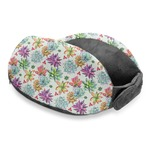 Succulents Travel Neck Pillow