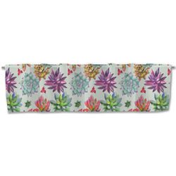 Succulents Valance (Personalized)