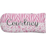 Zebra & Floral Putter Cover (Personalized)