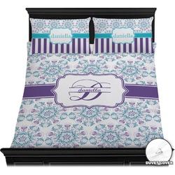 Mandala Floral Duvet Covers (Personalized)
