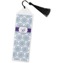 Mandala Floral Book Mark w/Tassel (Personalized)