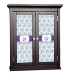 Mandala Floral Cabinet Decal - Custom Size (Personalized)