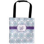Mandala Floral Auto Back Seat Organizer Bag (Personalized)