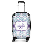 Mandala Floral Suitcase (Personalized)