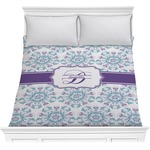 Mandala Floral Comforter (Personalized)