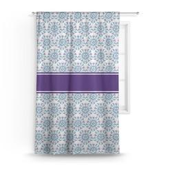 Mandala Floral Curtain (Personalized)