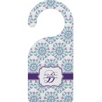 Mandala Floral Door Hanger (Personalized)