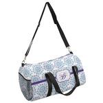 Mandala Floral Duffel Bag (Personalized)