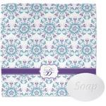 Mandala Floral Washcloth (Personalized)