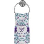 Mandala Floral Hand Towel - Full Print (Personalized)