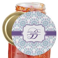 Mandala Floral Jar Opener (Personalized)