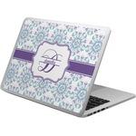 Mandala Floral Laptop Skin - Custom Sized (Personalized)