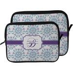 Mandala Floral Laptop Sleeve / Case (Personalized)