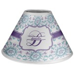 Mandala Floral Coolie Lamp Shade (Personalized)