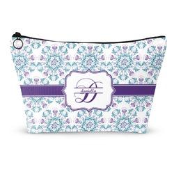 Mandala Floral Makeup Bags (Personalized)