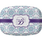 Mandala Floral Melamine Platter (Personalized)