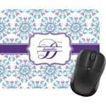 Mandala Floral Mouse Pad (Personalized)