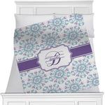 Mandala Floral Blanket (Personalized)
