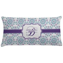 Mandala Floral Pillow Case (Personalized)