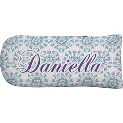 Mandala Floral Putter Cover (Personalized)