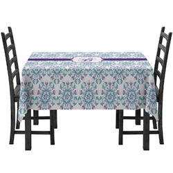 Mandala Floral Tablecloth (Personalized)