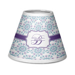 Mandala Floral Chandelier Lamp Shade (Personalized)