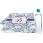 Mandala Floral Sports & Fitness Towel (Personalized)
