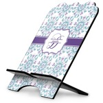 Mandala Floral Stylized Tablet Stand (Personalized)