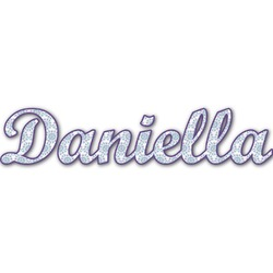Mandala Floral Name/Text Decal - Large (Personalized)