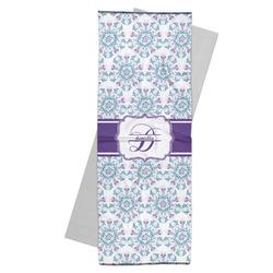 Mandala Floral Yoga Mat Towel (Personalized)