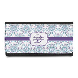 Mandala Floral Leatherette Ladies Wallet (Personalized)