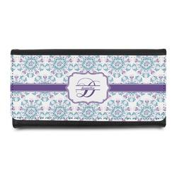 Mandala Floral Leatherette Ladies Wallet (Personalized)