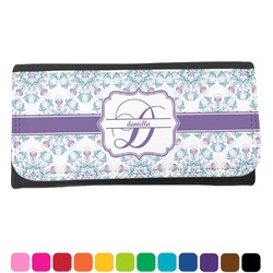 Mandala Floral Ladies Wallet (Personalized)