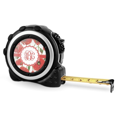 Poppies Tape Measure - 16 Ft (Personalized)